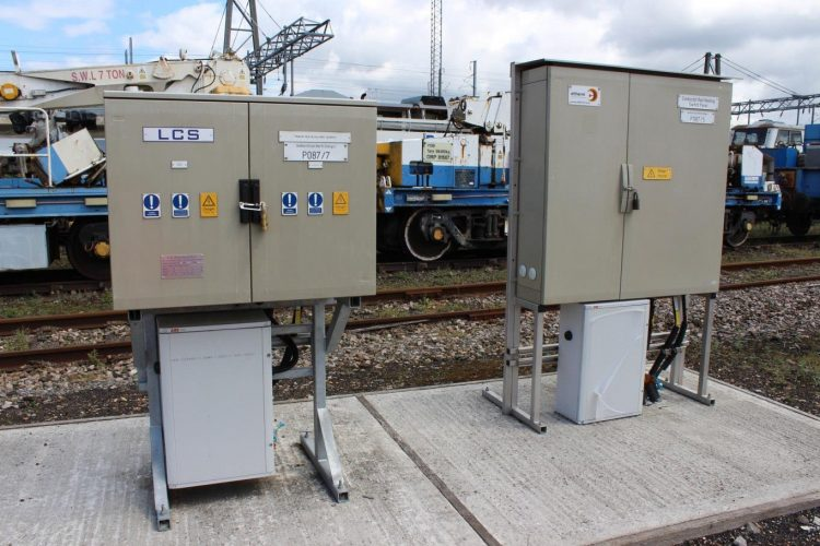 LCS and Eltherm Conductor Rail heating Control Panels
