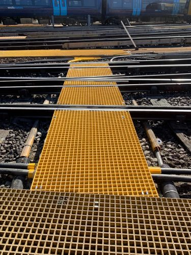 Fuse Rail